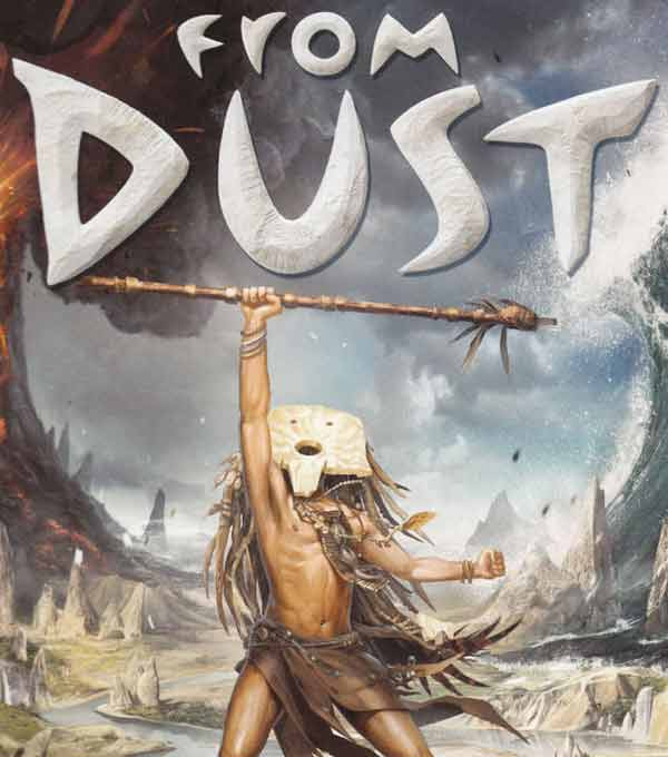 From Dust Box Art