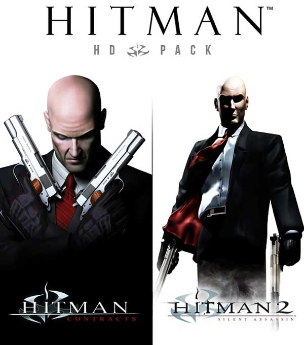 Hitman HD Pack Box Art