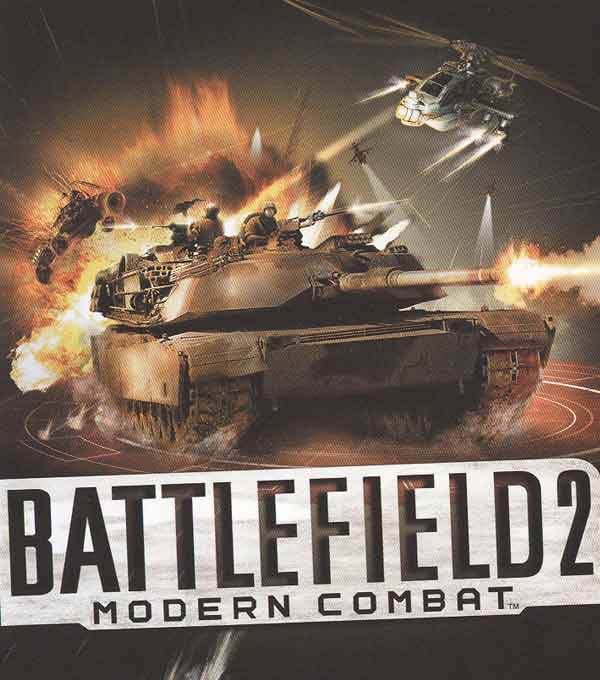 Battlefield 2: Modern Combat Pack Box Art