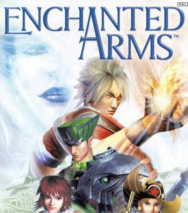 Enchanted Arms Pack Box Art