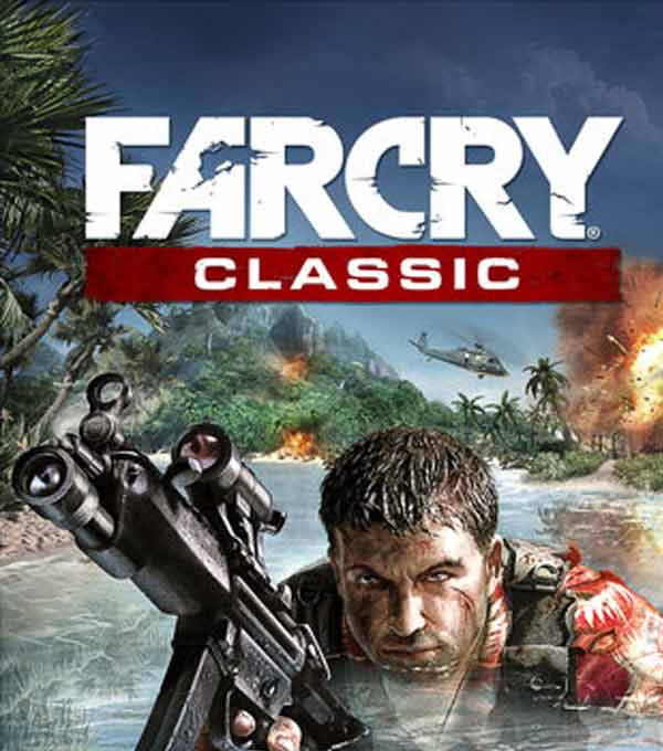 Far Cry Classic Box Art