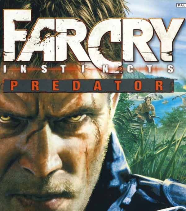 Far Cry Instincts Predator Box Art