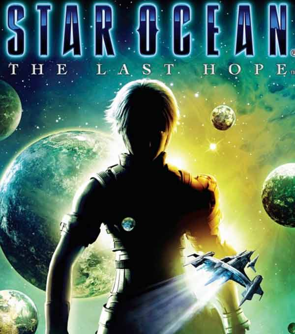 Star Ocean: The Last Hope Box Art