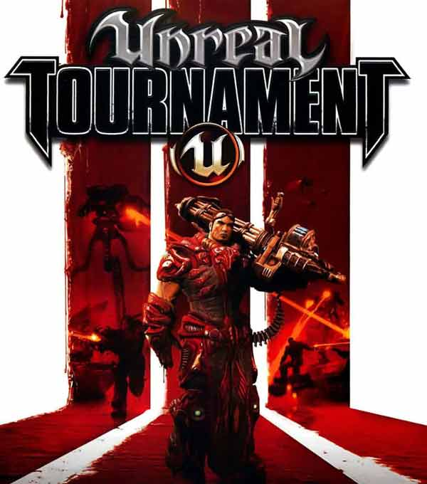 Unreal Tournament III Box Art