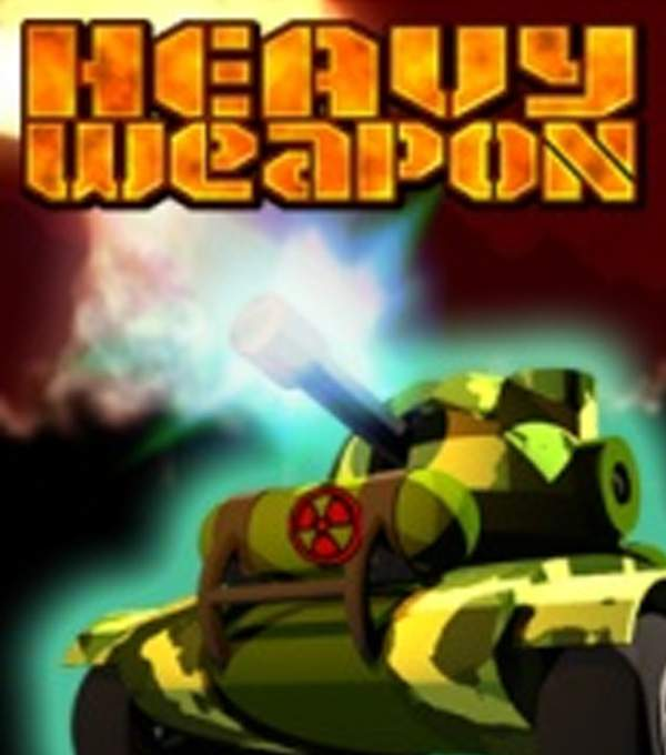 Heavy Weapon Box Art