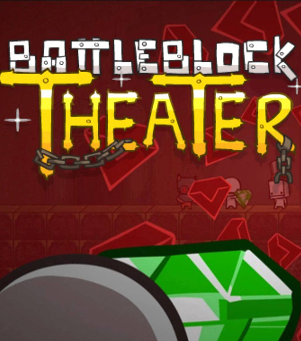 BattleBlock Theater Box Art