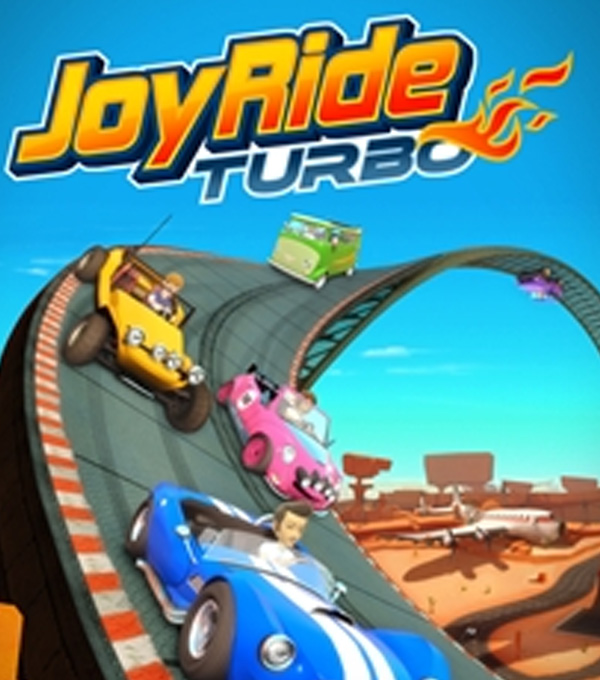 JoyRide Turbo Box Art