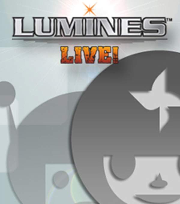 Lumines Live Box Art