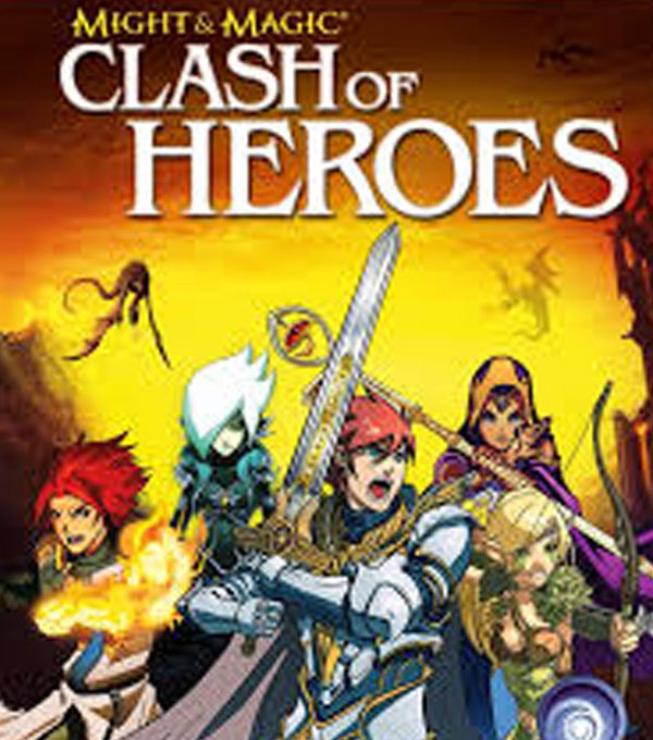 Might & Magic Clash of Heroes Box Art