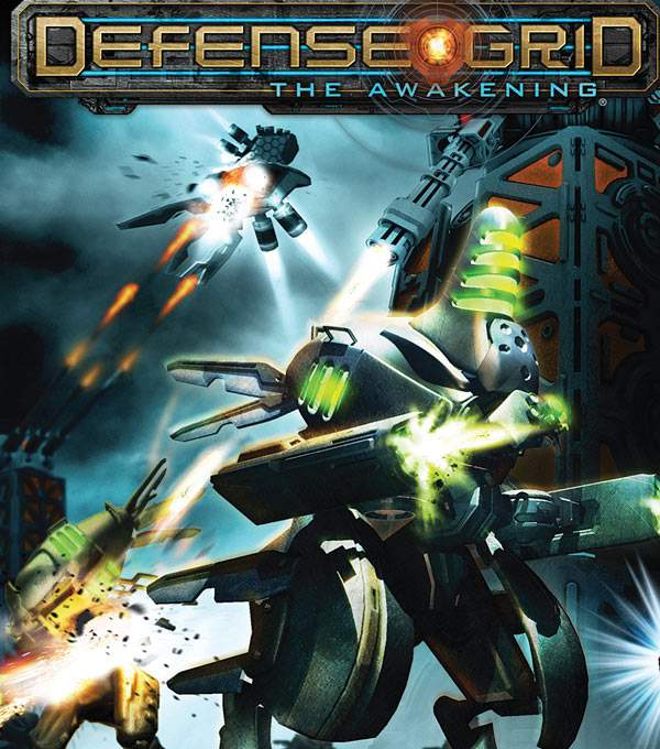 Defense Grid: The Awakening Box Art