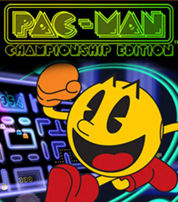 Pac-Man: Championship Edition Box Art