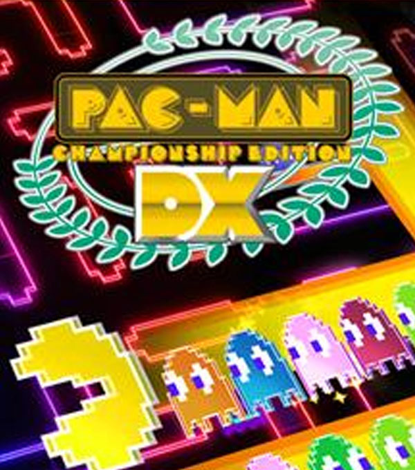 Pac-Man Championship Edition DX Box Art