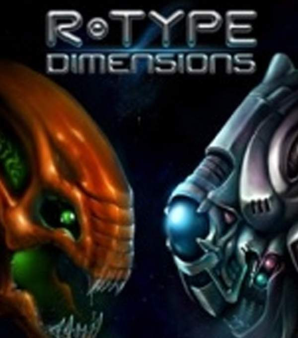 R Type Dimensions Box Art