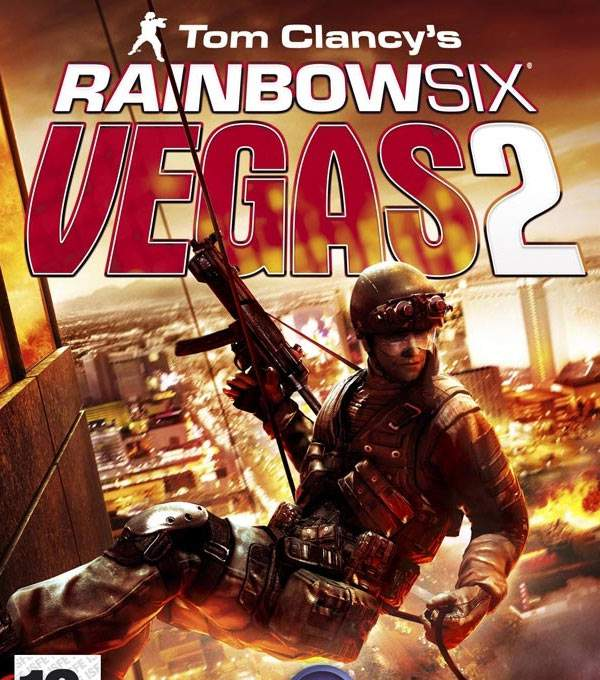 Rainbow Six Vegas 2 Box Art