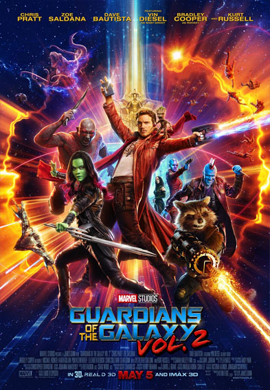 Guardians of the Galaxy: Volume 2 (2017)