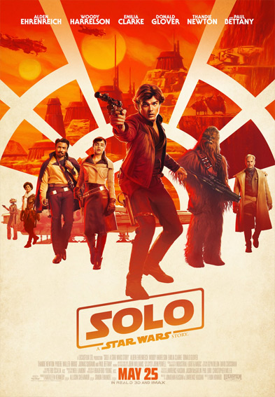 Star Wars: Han Solo Poster (2018)