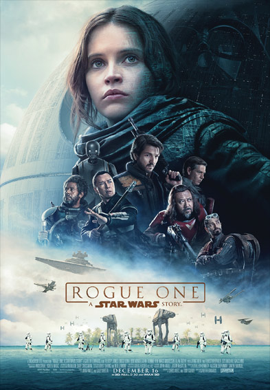 Star Wars: Rogue One Poster (2016)
