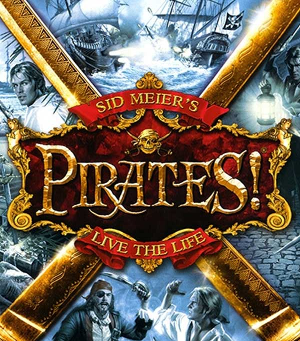 Sid Meier's Pirates Box Art
