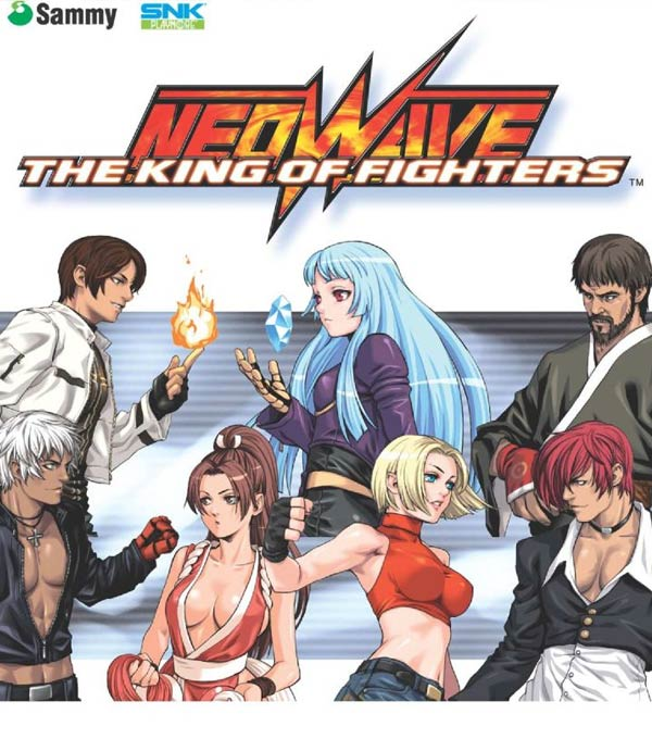 The King of Fighters: Neowave Box Art