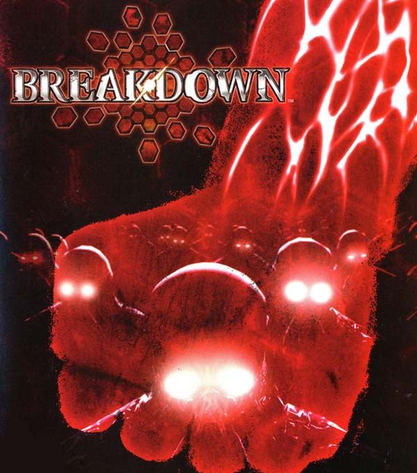 Breakdown Box Art