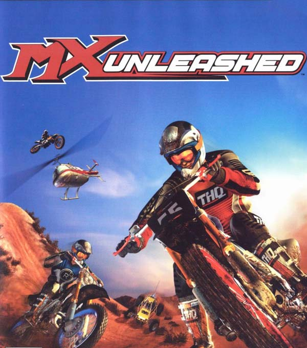 MX Unleashed Box Art