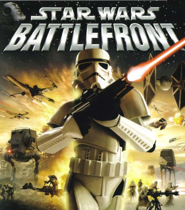 Star Wars Battlefront Box Art