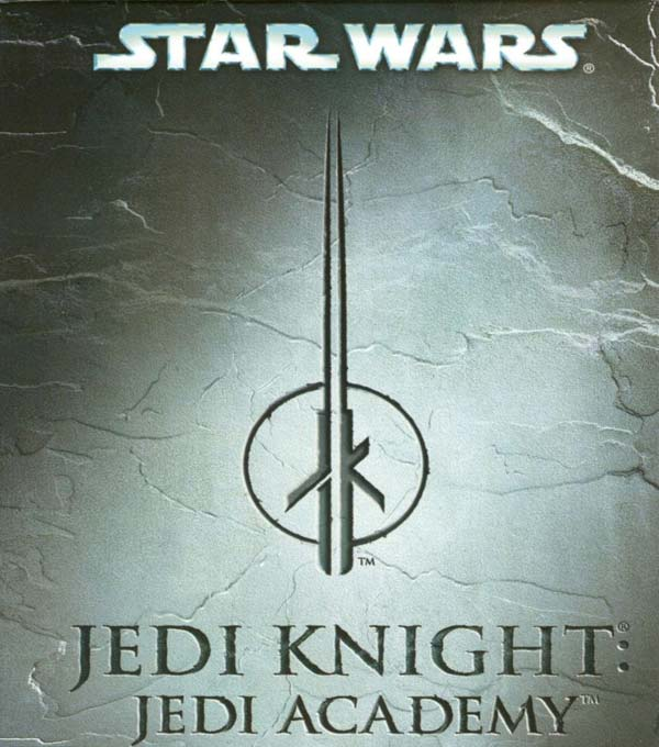 Star Wars Jedi Knight: Jedi Academy Box Art