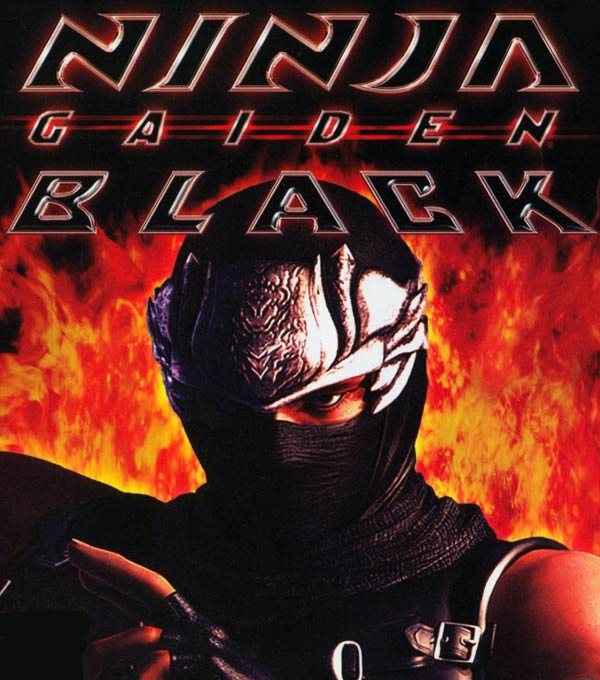 Ninja Gaiden: Black Box Art