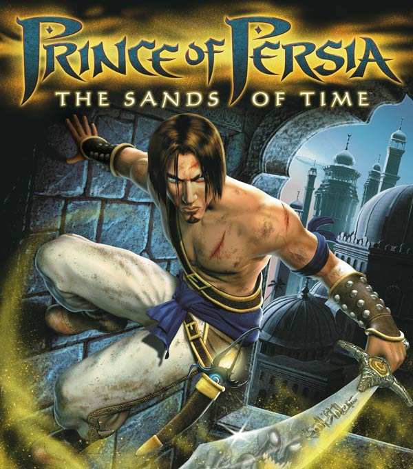 Prince of Persia: Sands of Time Box Art