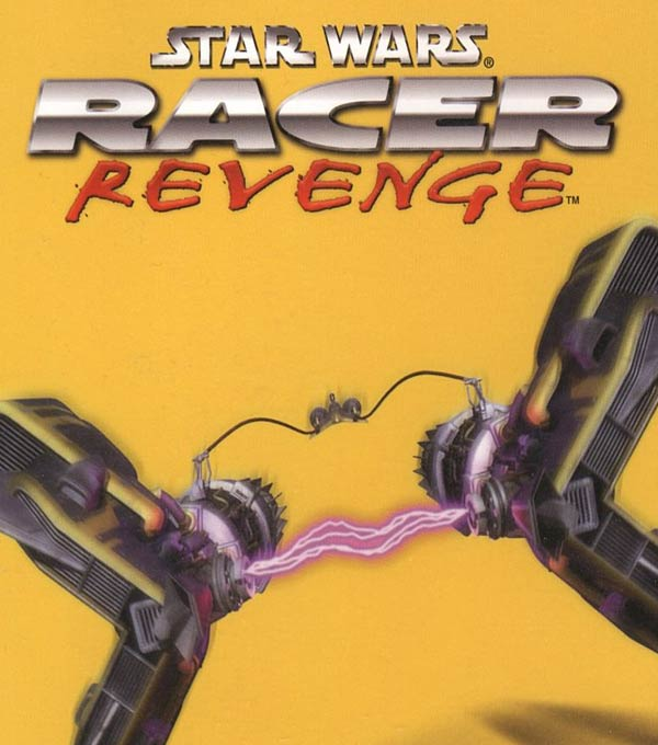 Star Wars Racer Revenge Box Art