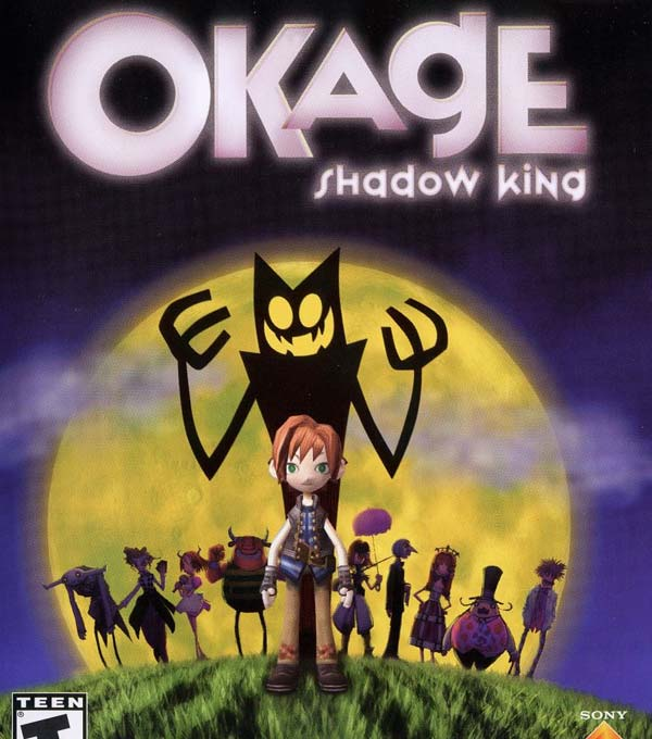 Okage: Shadow King Box Art