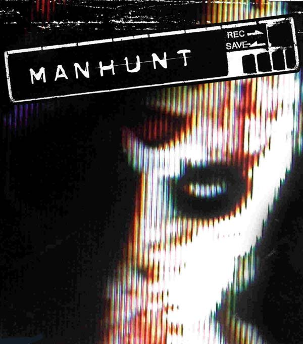 Manhunt Box Art