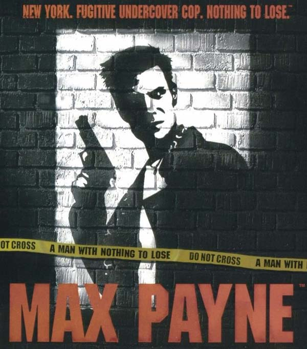 Max Payne Box Art