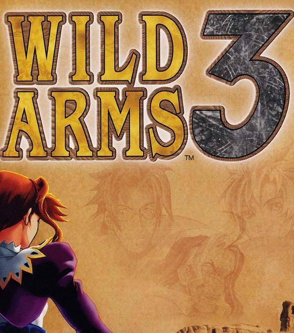 Wild Arms 3 Box Art