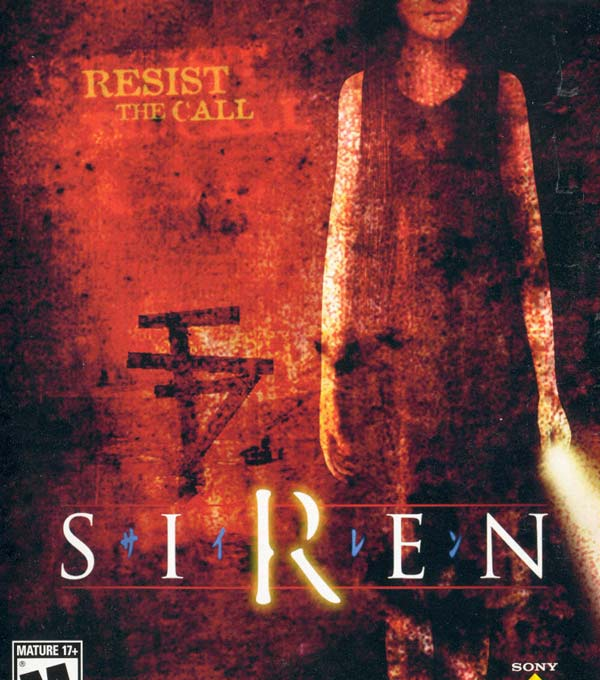Siren Box Art
