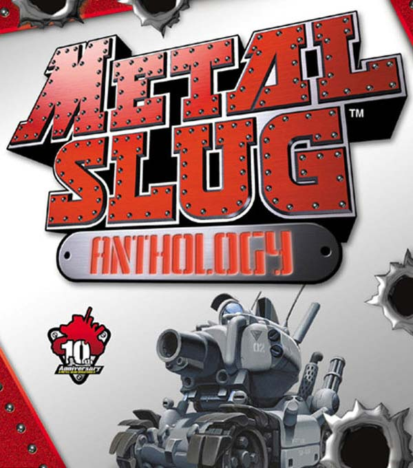 Metal Slug: Anthology Box Art