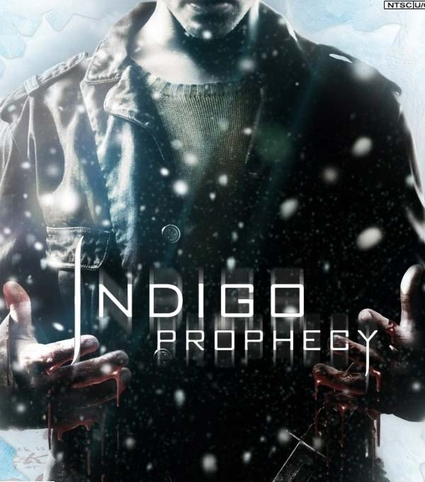 Indigo Prophecy Box Art