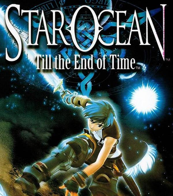 Star Ocean Till The End of TIme Box Art