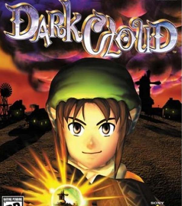 Dark Cloud Box Art