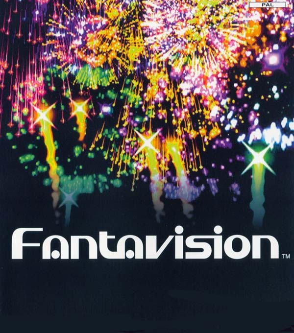 Fantasvision Box Art