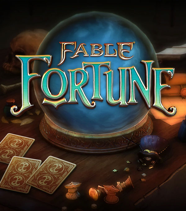 Fable Fortune Box Art