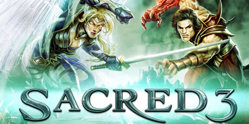 Games with Gold Sacred 3