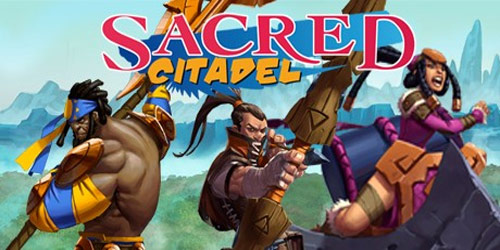 Games with Gold Sacred Citadel
