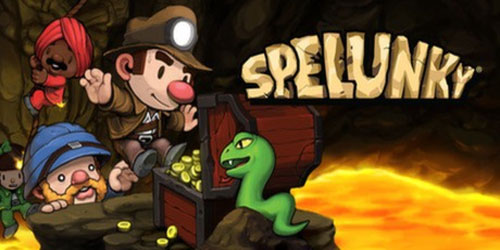 Games with Gold Spelunky