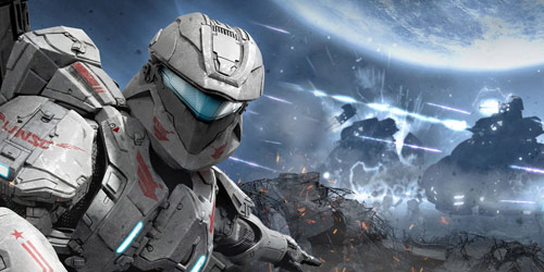 Games with Gold Halo Spartan Assault