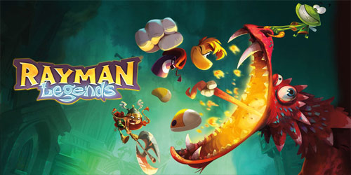 Games with Gold Rayman Legends