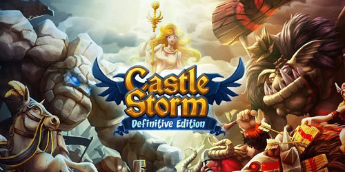 Games with Gold CastleStorm: Definitive Edition
