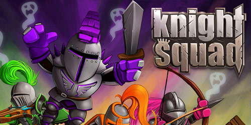 Games with Gold Knight Squad