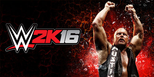 Games with Gold WWE 2K16