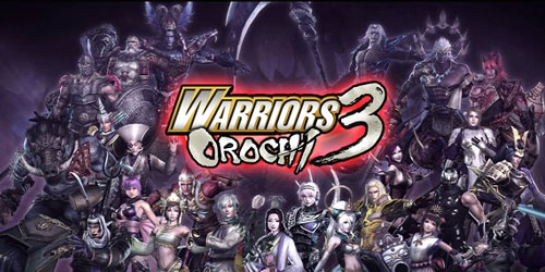 Games with Gold Warriors Orochi 3 Ultimate